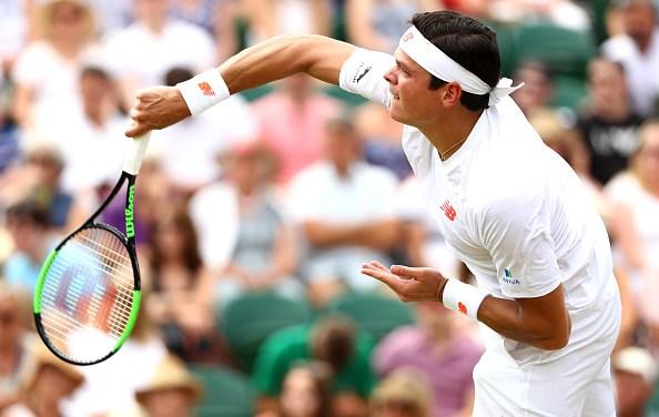 Wimbledon | Raonic in three tiebreaks