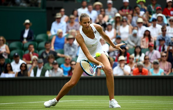 Wimbledon | Pliskova exceeds her previous best