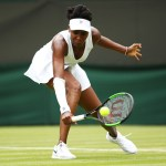 Wimbledon | Venus recovers from a poor opener