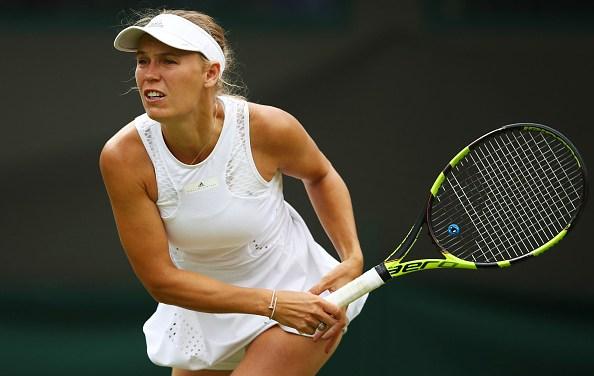 Wimbledon | Wozniacki battles – but loses