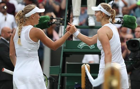 Wimbledon   Tumbling seeds demonstrate depth of women's tennis