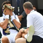 Wimbledon | Djokovic suffers injury scare