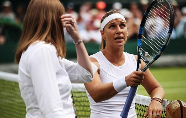 Wimbledon | Cibulkova barges her way into last eight