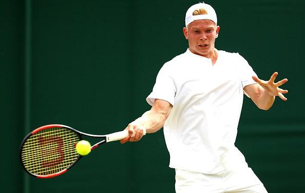 Wimbledon Juniors   Draper, Matusevich and Raducanu make quarters