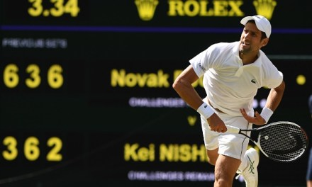 Wimbledon | Djokovic first into semis
