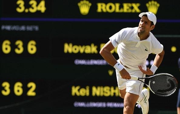 Wimbledon | Djokovic first into semis