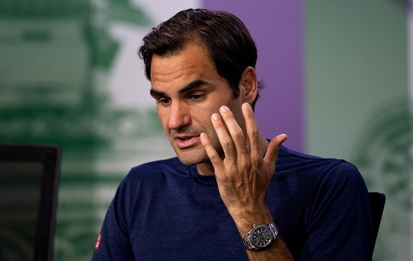 Wimbledon   Federer admits to shock and fatigue
