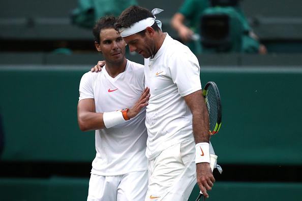 Wimbledon |  Nadal survives a testing match