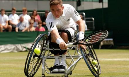 Wimbledon | Alfie Hewett into wheelchair semis
