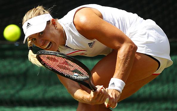 Wimbledon | Kerber successfully fends off Ostapenko