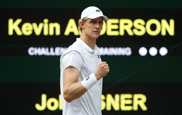 Wimbledon | Anderson wins a six hour marathon