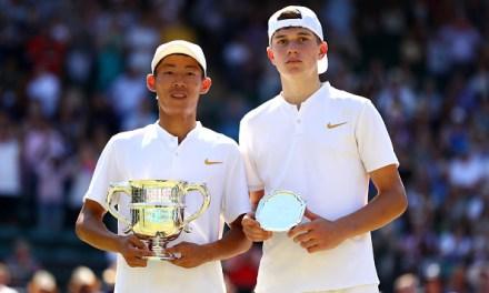 Wimbledon Juniors   Draper loses out to Tseng Chun Hsin