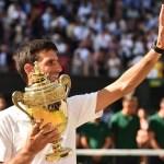 Wimbledon   Djokovic completes his rehabilitation