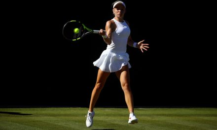 Wimbledon | Swan leads the way