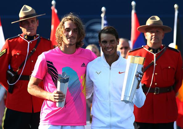 Toronto   Nadal downs the Greek Giant-killer