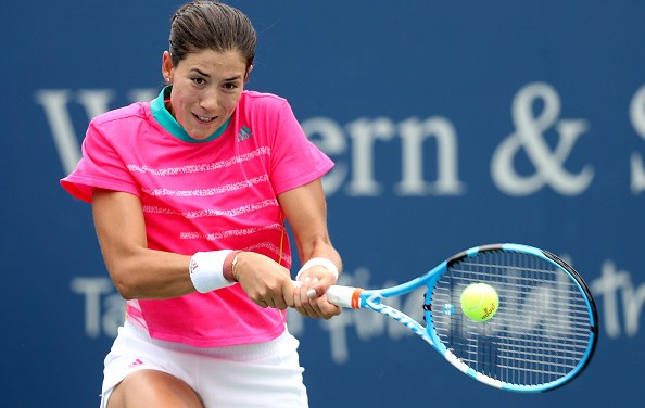 Cincinnati | Muguruza leads exit of top players