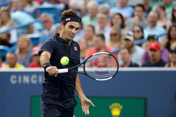 Cincinnati   Federer and Djokovic final