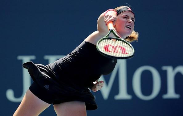 US Open | Penko wins Petko battle in brutal heat
