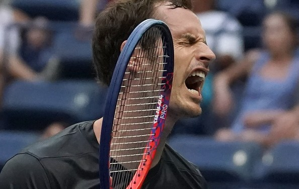 US Open   Murray frustrated by Verdasco
