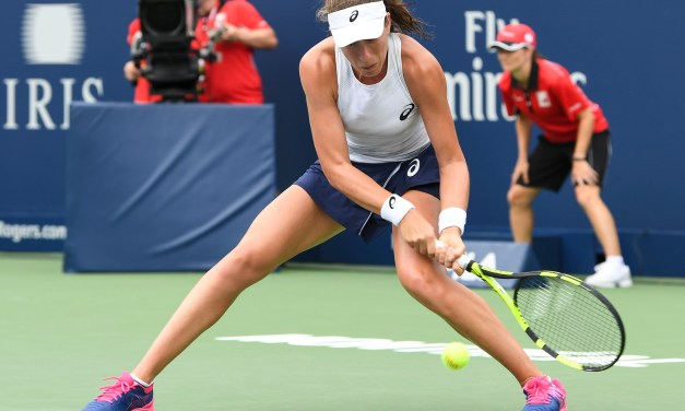 Montreal | Konta wins through to meet Azarenka