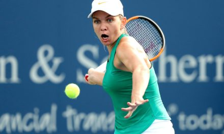 Cincinnati | Halep maintains her form