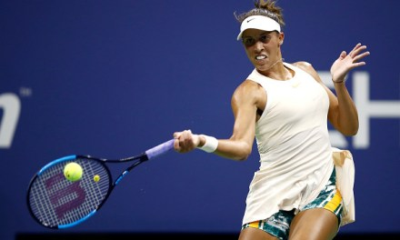 US Open | Keys secures semi-final slot