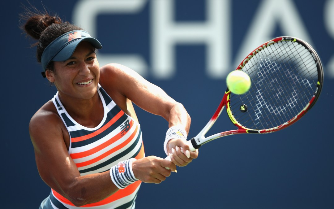 Quebec | Heather Watson reaches quarter-final