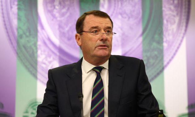 AELTC   Wimbledon Chairman considers Commissioner and on-court coaching