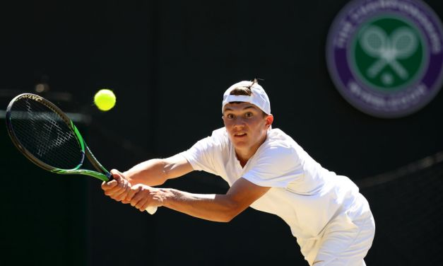 Nottingham | Jack Draper wins first Futures event