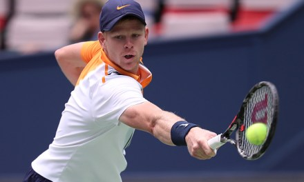Antwerp | Edmund reaches European Open final