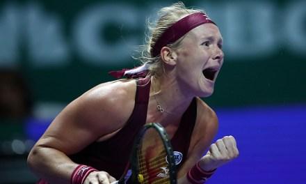 Singapore | Bertens beats Kerber in fourth underdog fightback