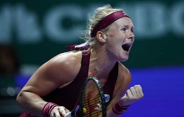 Singapore | Bertens beats Kerber in fourth underdog fightback