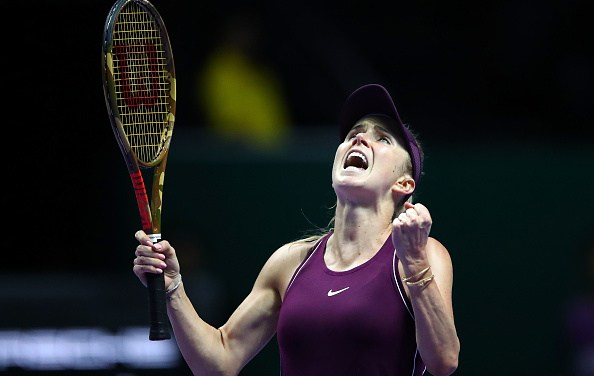 Singapore | Svitolina sees off Bertens to reach WTA Final
