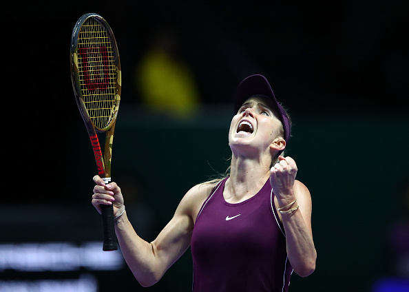 Singapore | Svitolina sees off Bertens to reach WTA Final