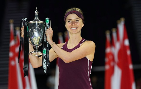 Singapore | Superb Svitolina reigns supreme
