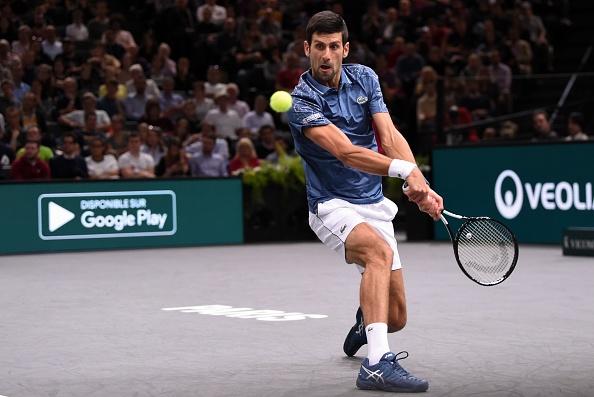 Paris   Djokovic recovers to keep on track