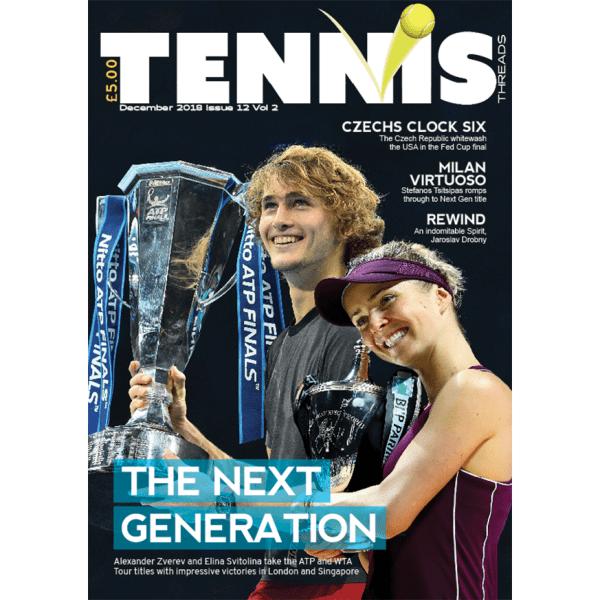 Tennis Magazine - Issue 12 Vol 2