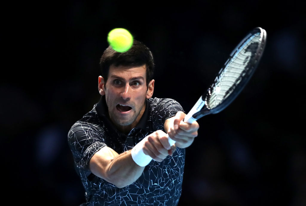 London | Djokovic eases into the O2