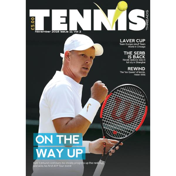Tennis Threads Magazine - Issue 11 Vol 2