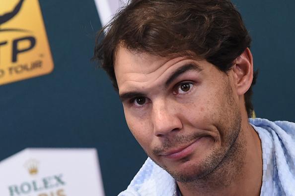 Paris | Nadal withdraws