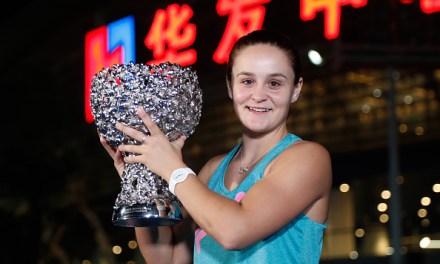 Zhuhai | Barty bags Elite Trophy