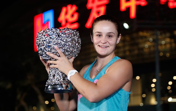 Zhuhai | Barty bags Elite Trophy