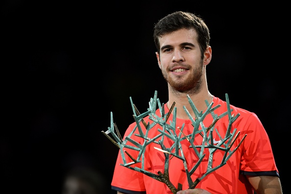 Paris | Khachanov joins Masters elite