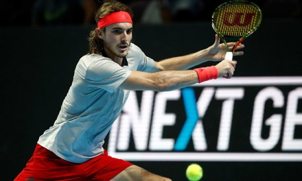 Milan | Tsitsipas gets the ball rolling
