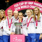 Prague | Fed Cup Champions Czechs win at home