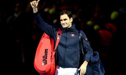 London | Federer gets back on track