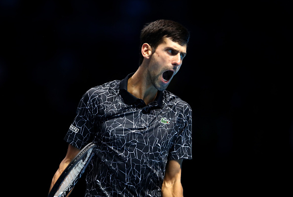 London | Djokovic keeps up the pressure