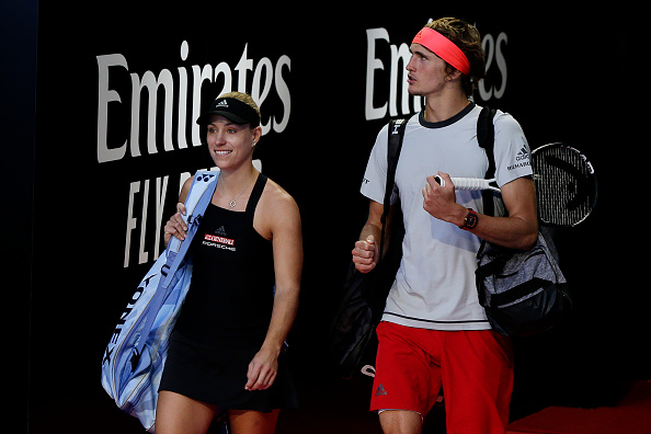 Perth | Kerber and Zverev back in Hopman Cup action