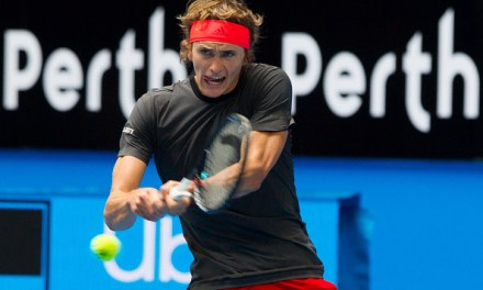 Perth | Zverev and Kerber a step closer to Hopman Cup final