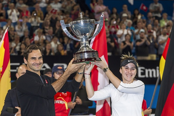 Perth | Federer and Bencic retain Hopman Cup
